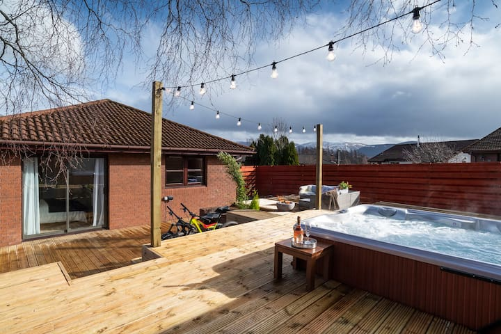 Silver Stag Lodge, Aviemore