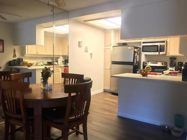 Kitchen is fully ready for cooking!