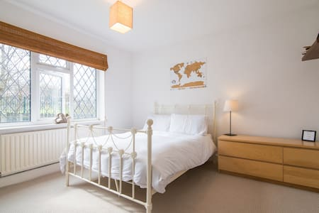 2DB Flat with Drive and Garden - Altrincham - Lägenhet
