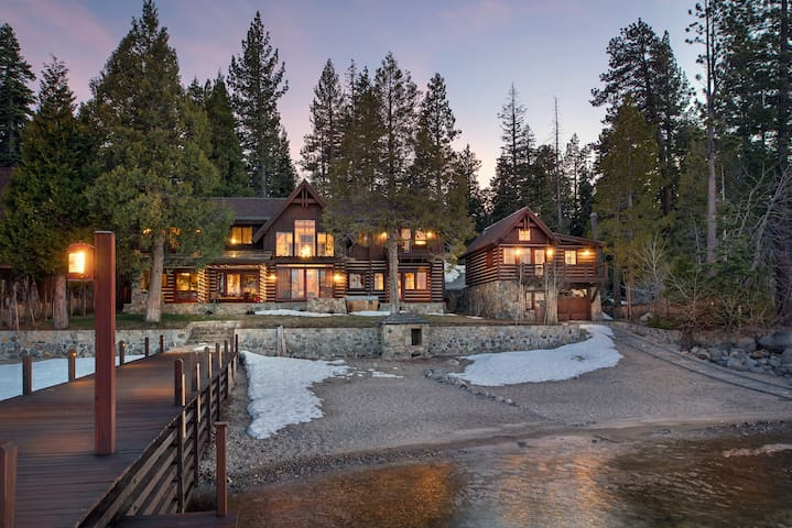 Peaceful Waters: 116757 - Tahoma - Villa