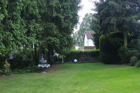 Quiet 3 bedroom house close to FRA Airport/City - Dreieich - Dom