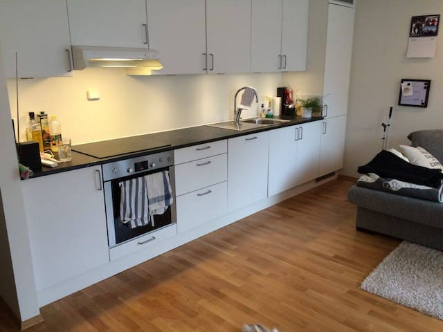 Nice flat in quiet area near Bergen