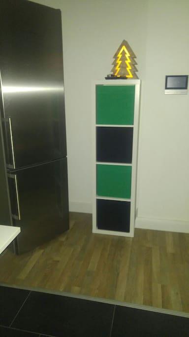Küche- Kühlschrank