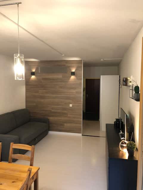 Appartement Mittelberg 4 pers. midden in de bergen