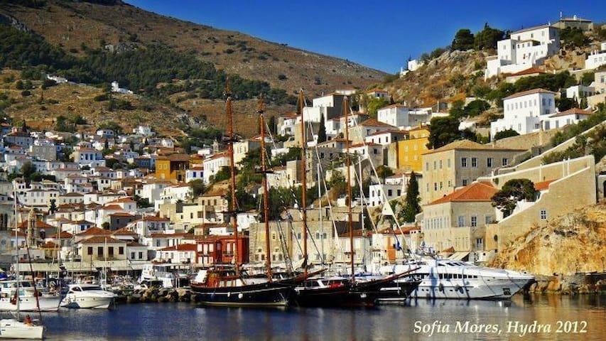 Zoe Apartments (No3),Hydra Island Greece