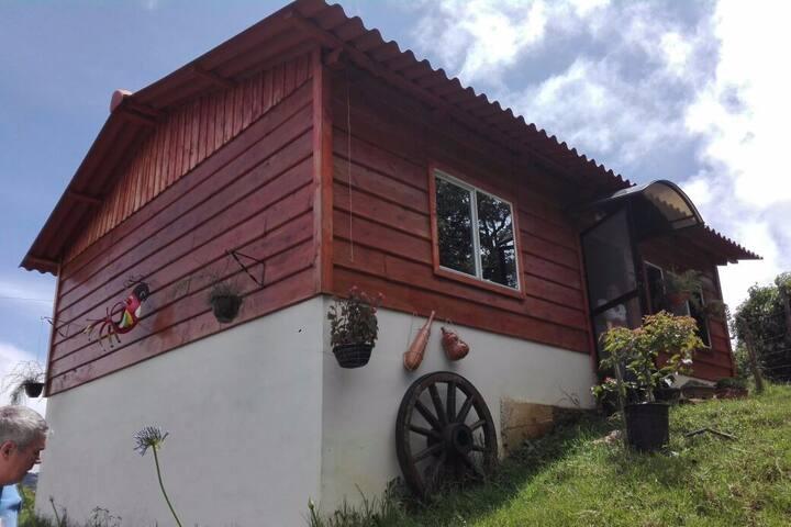 Pachamama Casa de Montaña (Casa Pequeña)