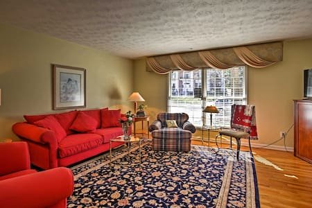 'A Million Dollar View' 4BR Marietta Townhome - Marietta - Casa adossada