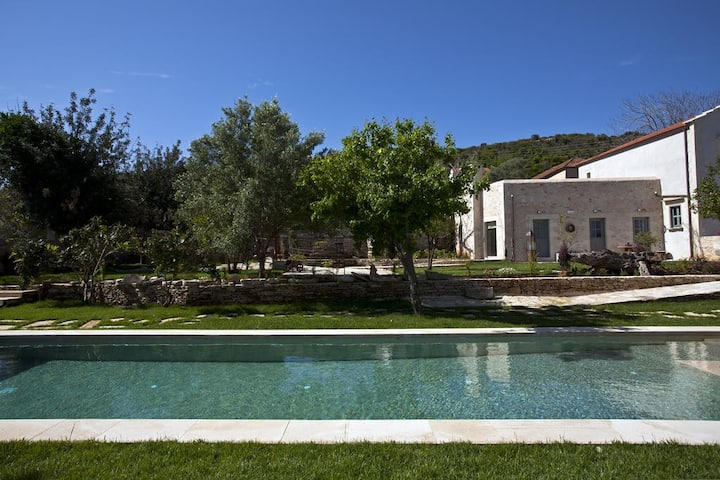 Karydia Cottage- Athermigo villa