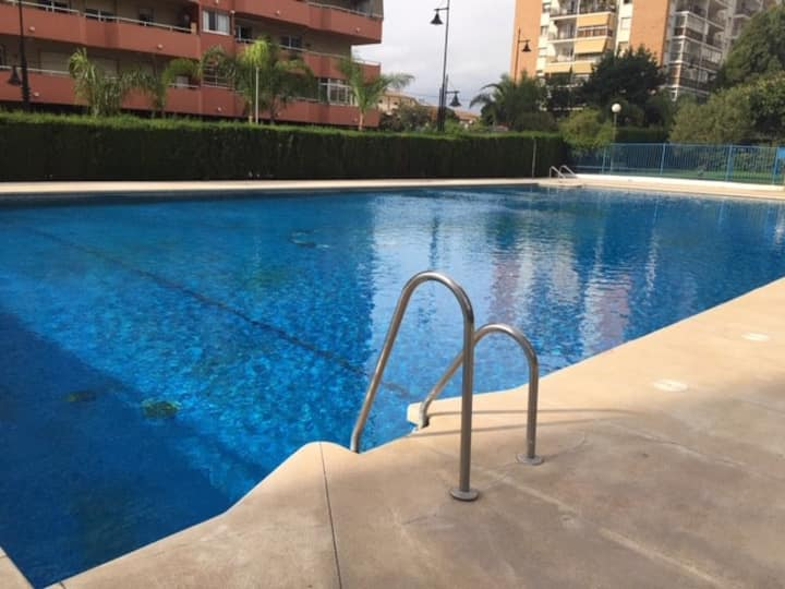 Great central apartment in Los Boliches