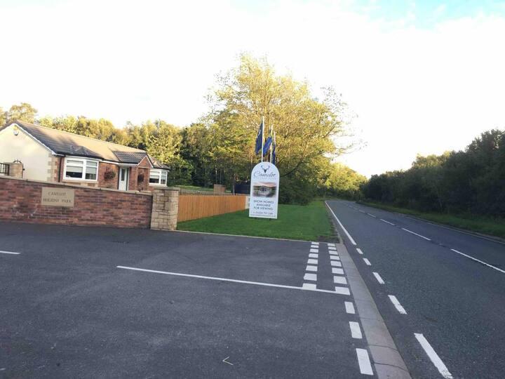 ABI Unit 9 Camelot Holiday Park, Cumbria, CA6 5SZ
