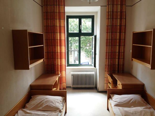 Zimmer in historischer Kulisse 1