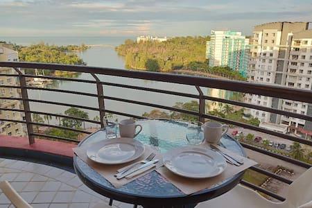 Beautiful Sea View, Bed & Breakfast/Port Dickson