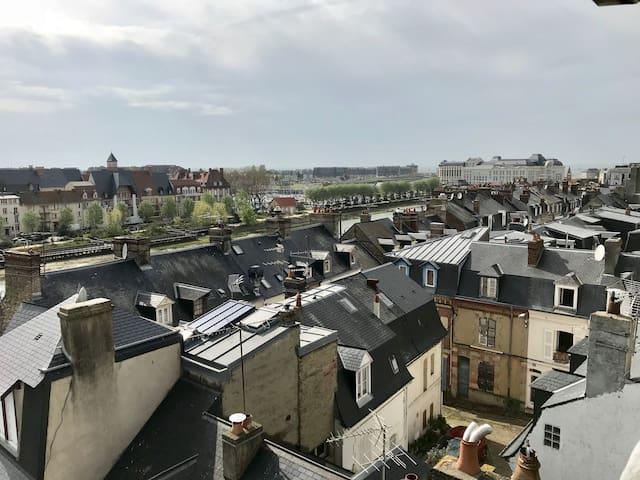 Duplex à Trouville S/ Mer  - Le cocomble