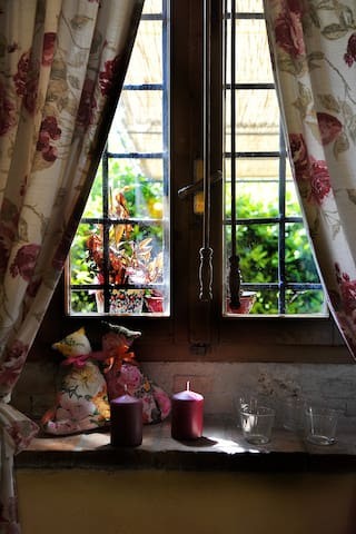 Villa Villacolle.....tra natura e cultura