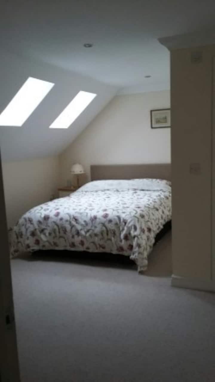 No 6. Loft room in modern house