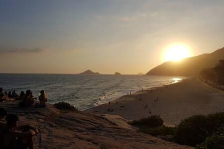 Apartamento Recreio/Praia da Macumba-RJ-Temporada