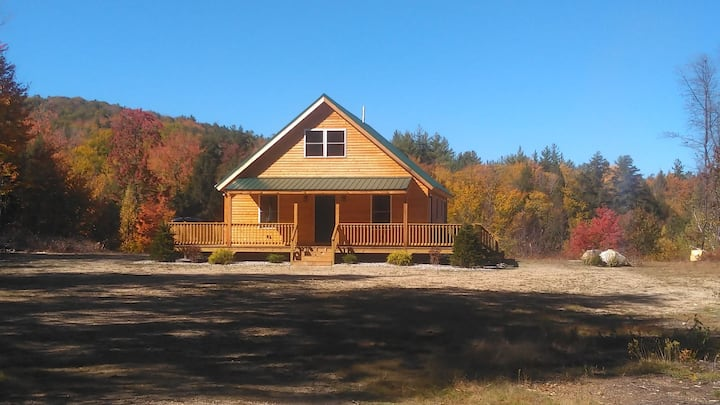 Cabin close to White Mountains and North Conway