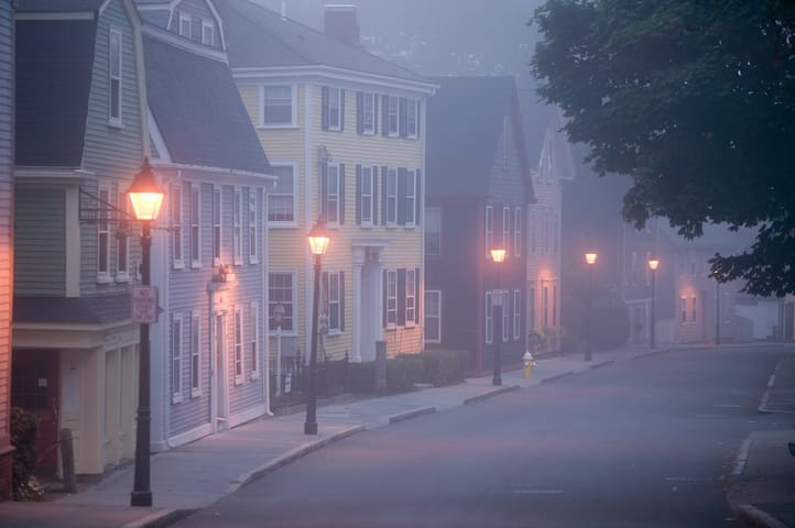 Beautiful, historic, just steps from the harbor - Marblehead - อพาร์ทเมนท์