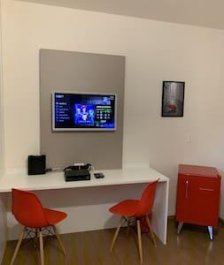 Studio aconchegante a 350 m da USP. Smart, 120 MB