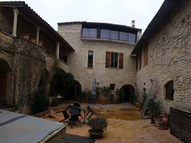 Le Clos des Fontaines - Calvisson - Apartment
