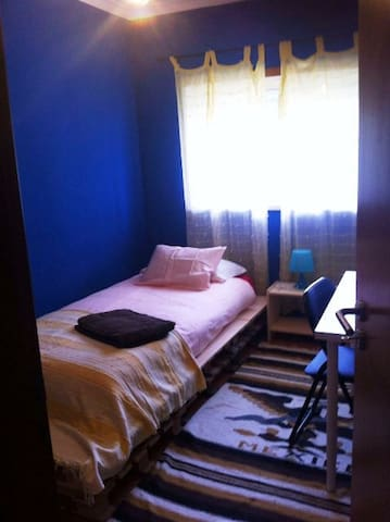 Valley Bedrooms em Almada, Blue & Cozy Room - Almada