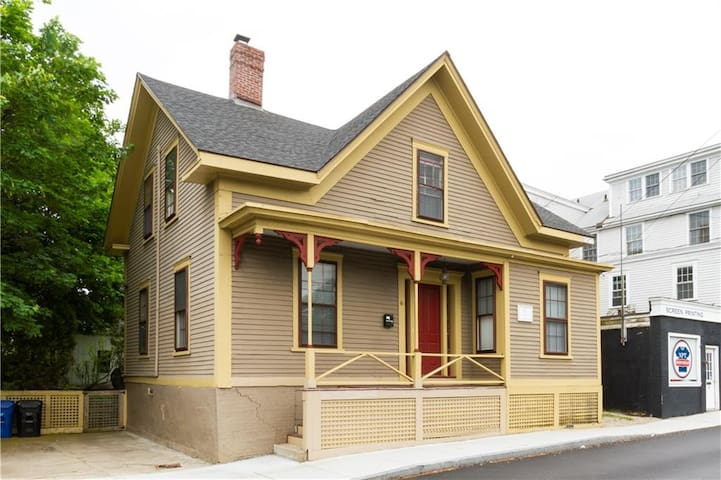 Downtown Location, Historic Home, All Yours