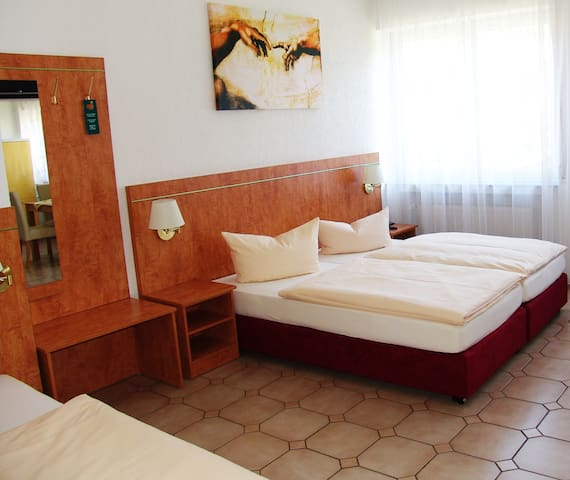 Apartment in 3-Sterne Hotel