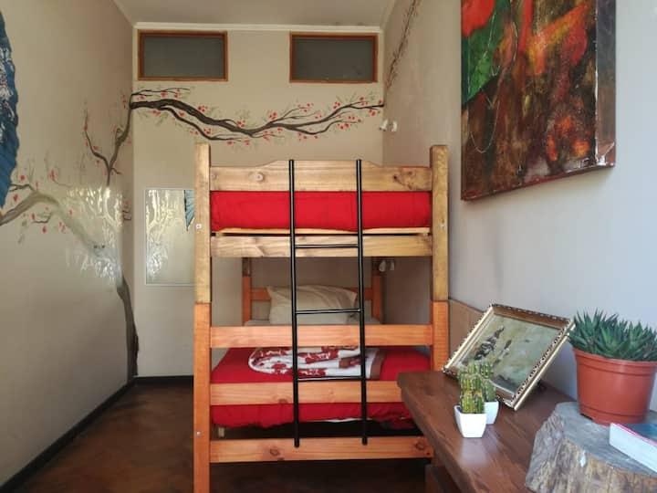 Dormitorio 8 Camas Mixto