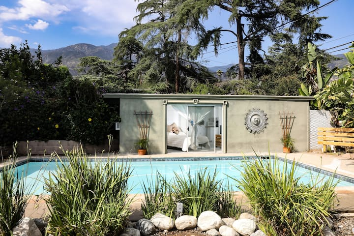 The Cabana in The Foothills of Altadena