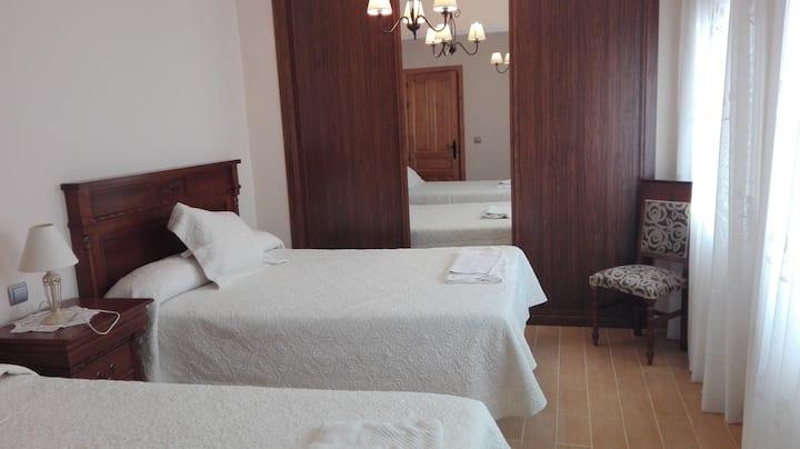 Apartamento en el centro histórico de Brihuega
