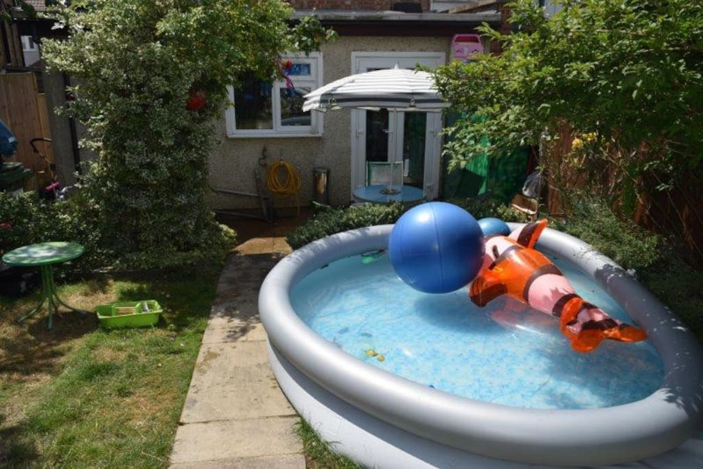 Garden (no swimming poll avialable)