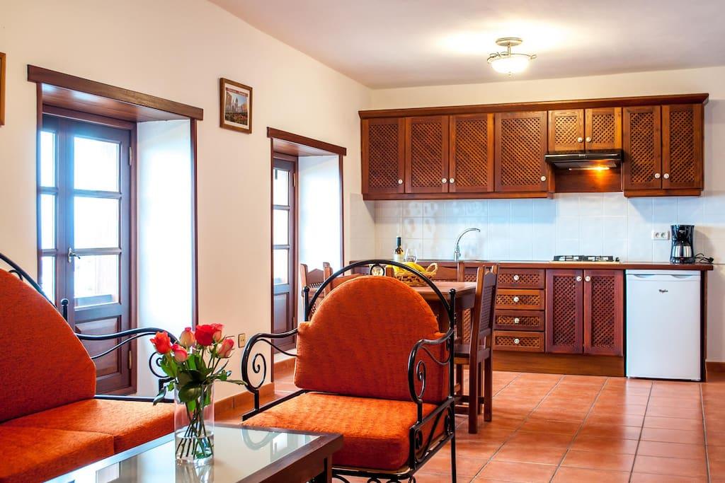 Salón- Cocina