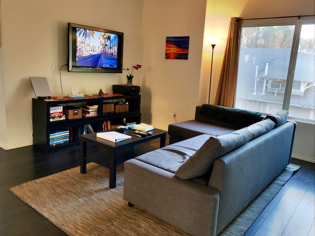 Sunny 2 BD in Center of Hollywood