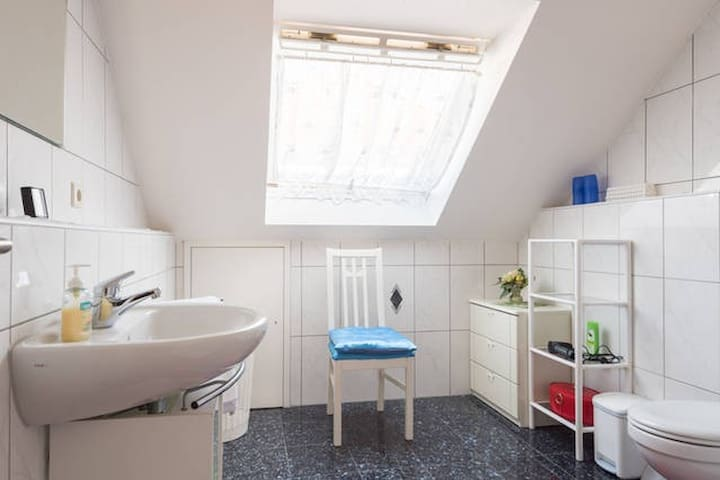 Comfortable bedroom for rent - Leimen - Casa