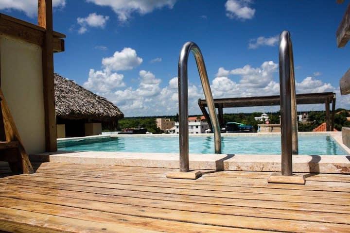 Tropical Village Bayahibe Villa Iguana Wave 2