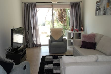 Aphrodite apartment is in a stunning location - Пафос
