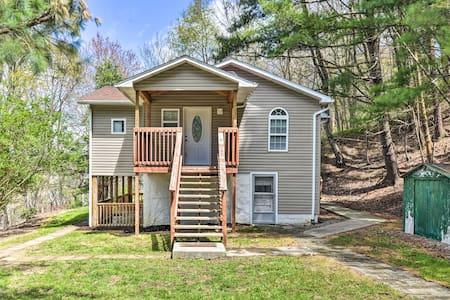 NEW! Pet-Friendly Princeton Apt w/ Private Porch!