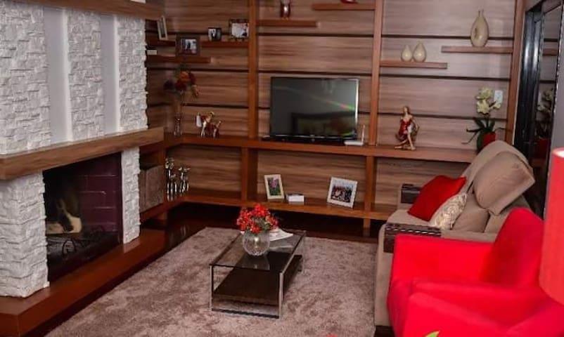 Habitación Marisa, casa familiar para Hermaños!