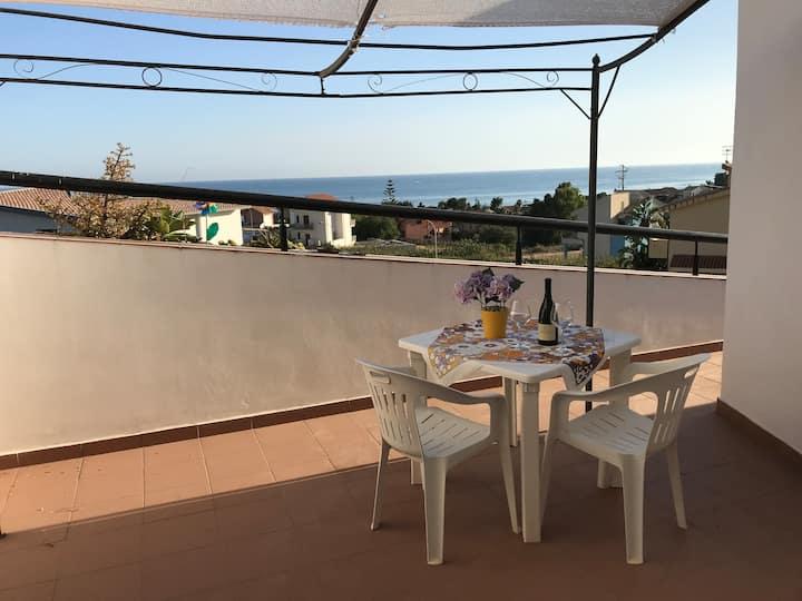 Casa Vacanze Mare in villa esclusiva Sciacca Terme