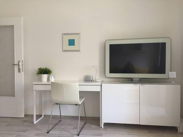 Neu renoviertes, modernes Apartment in Oberhaching - Oberhaching - Apartamento