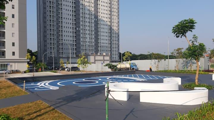 Apartment nyaman daerah Jombang