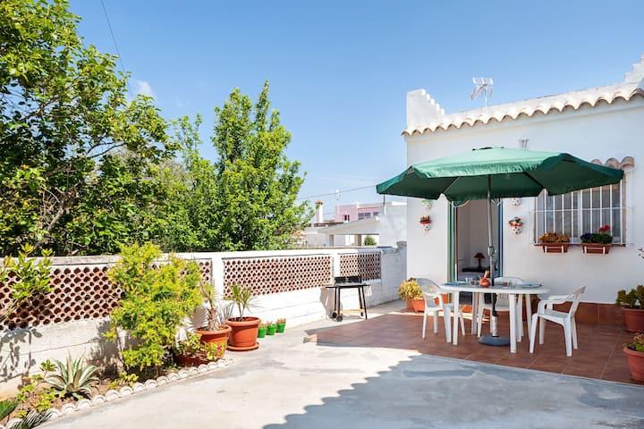 Holiday home with terrace - Casa Jasmin
