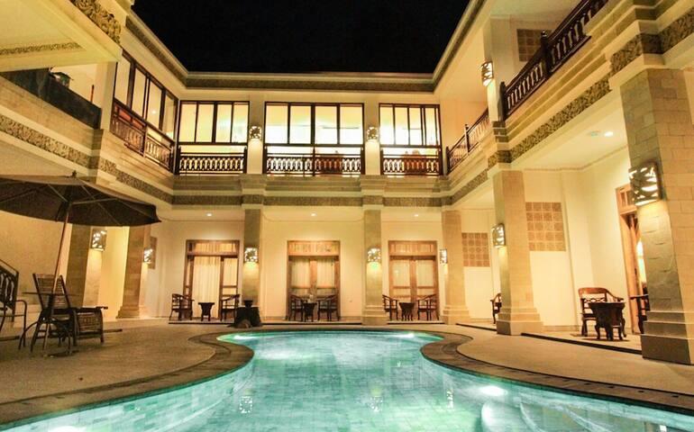Exclusive villa&SPA-Deluxe Room 26 m2 + Breakfast
