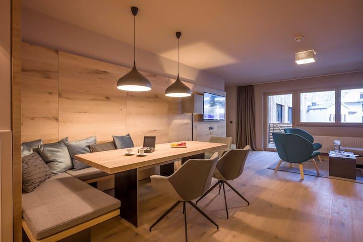 Luxus-Apartment PENKEN mit 2 Schlafzimmern