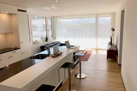 Magnifique appartement moderne et éclairé