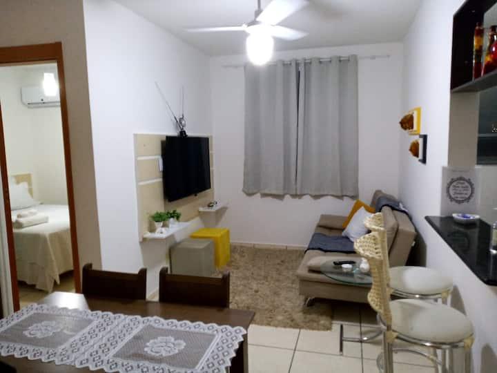 Apartamento próximo a UFMS