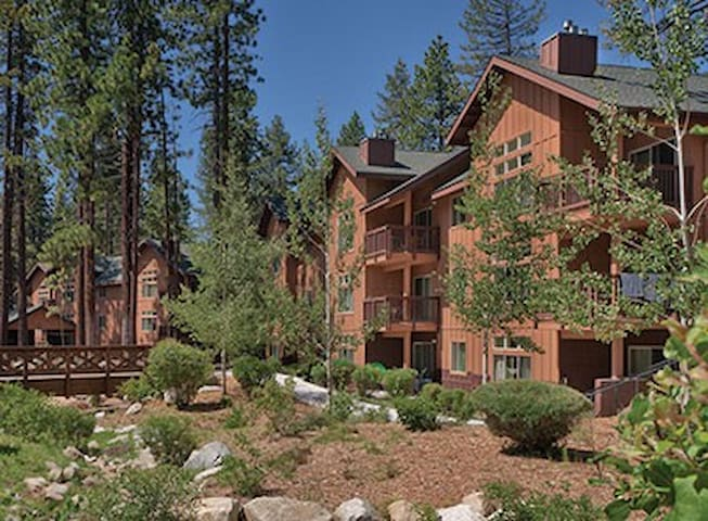 S. Shore, Lake Tahoe, NV, 3 Bdrm #1 - Zephyr Cove-Round Hill Village - Apartemen