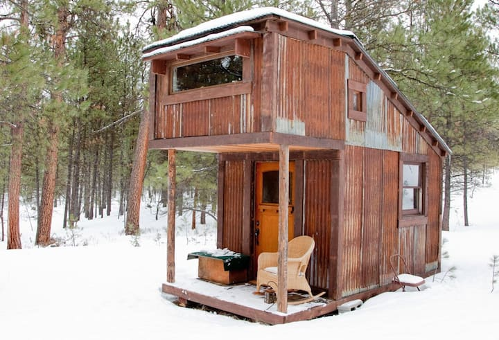 Potomac Forest Microcabin