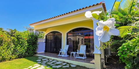 Villa  for pleasant vacation