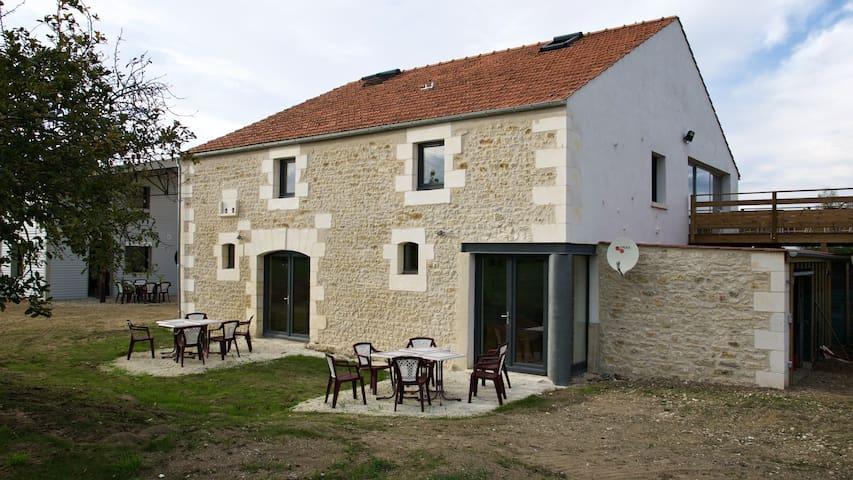 Chambre d'hôtes du Pigeonnier - Saint-André-de-Lidon